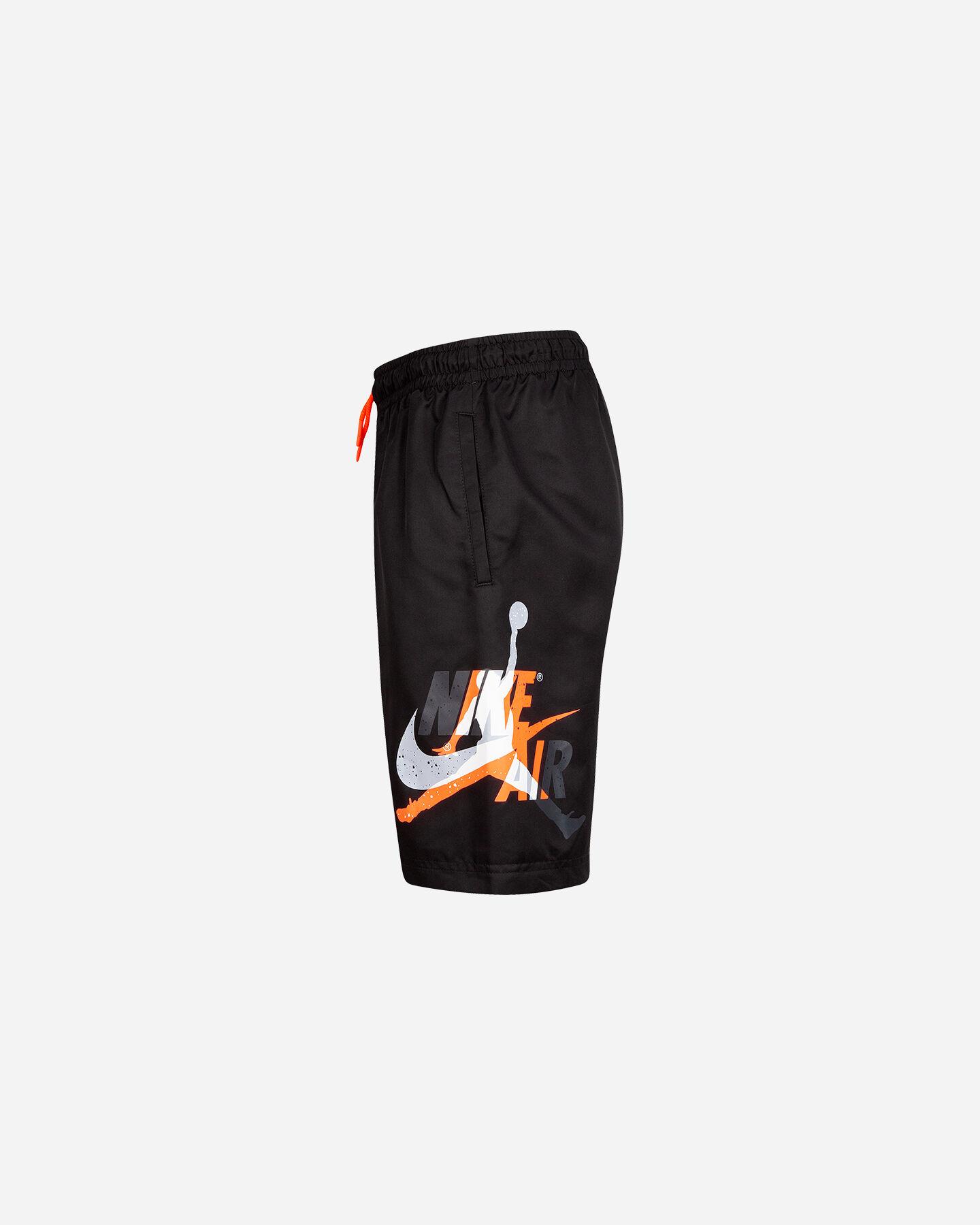 Pantaloncini basket NIKE JORDAN JUMPMAN JR S5200852 scatto 3