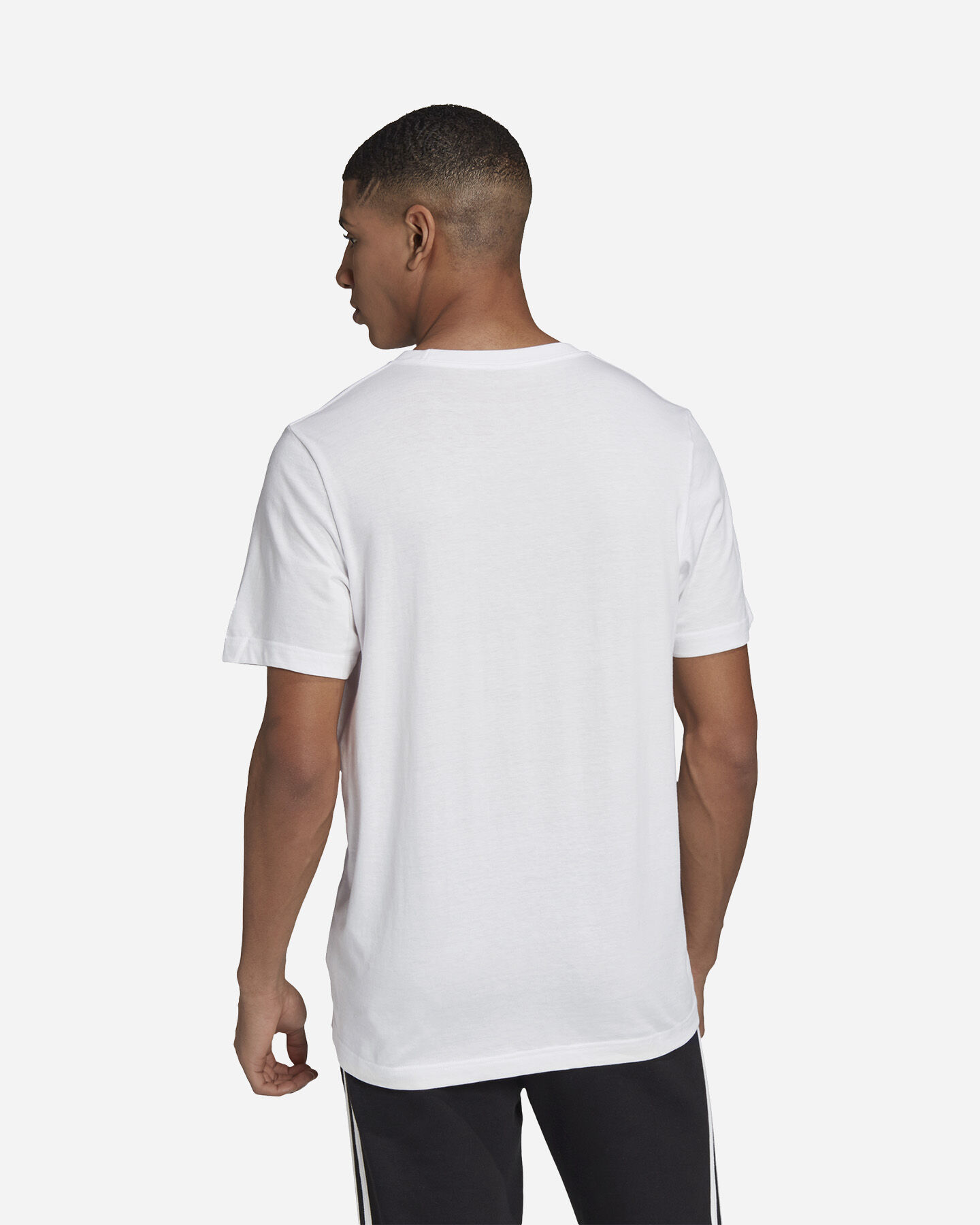 T-Shirt ADIDAS SMALL LOGO M S5210267 scatto 4