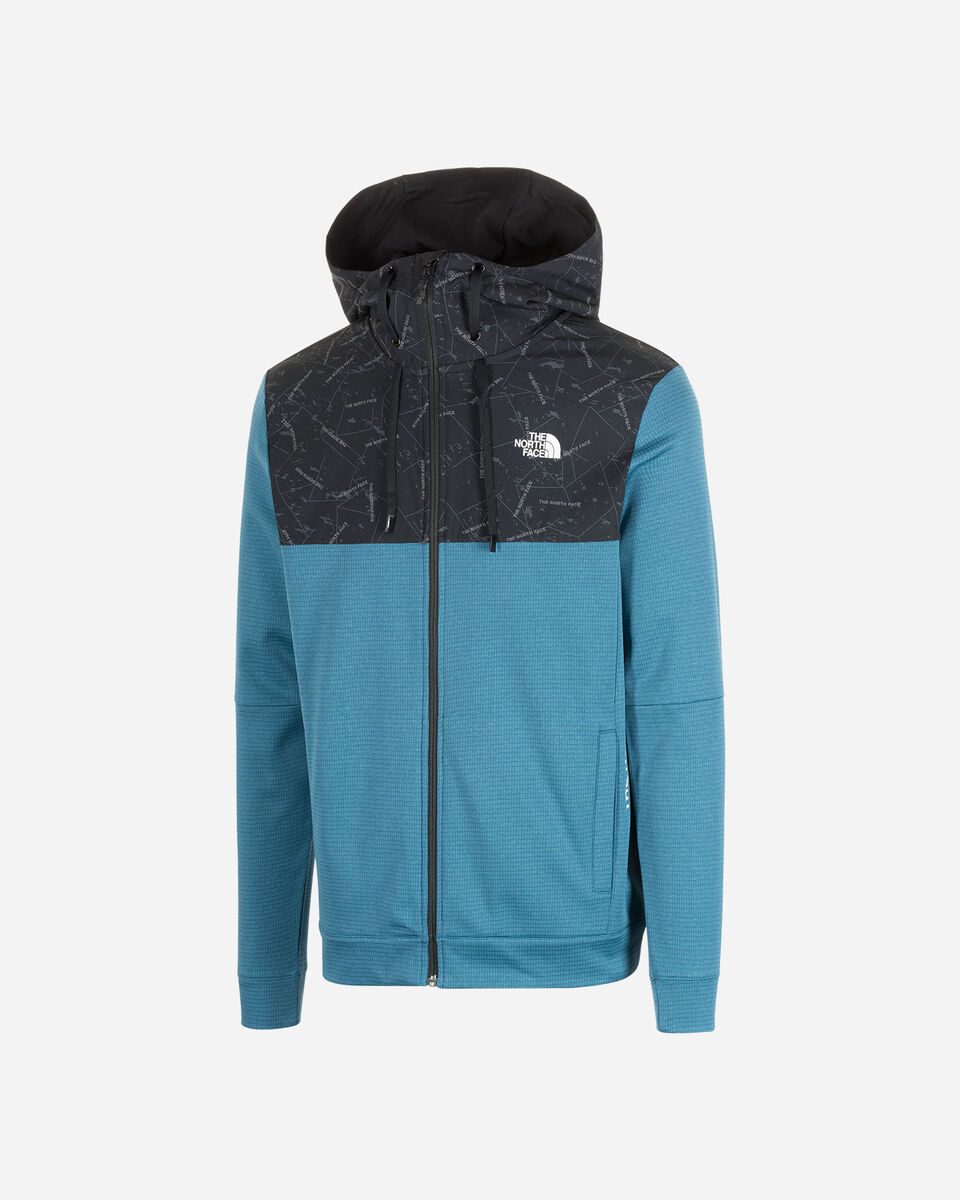 Pile THE NORTH FACE TRAIN LOGO OVERLAY M S5242987 scatto 0