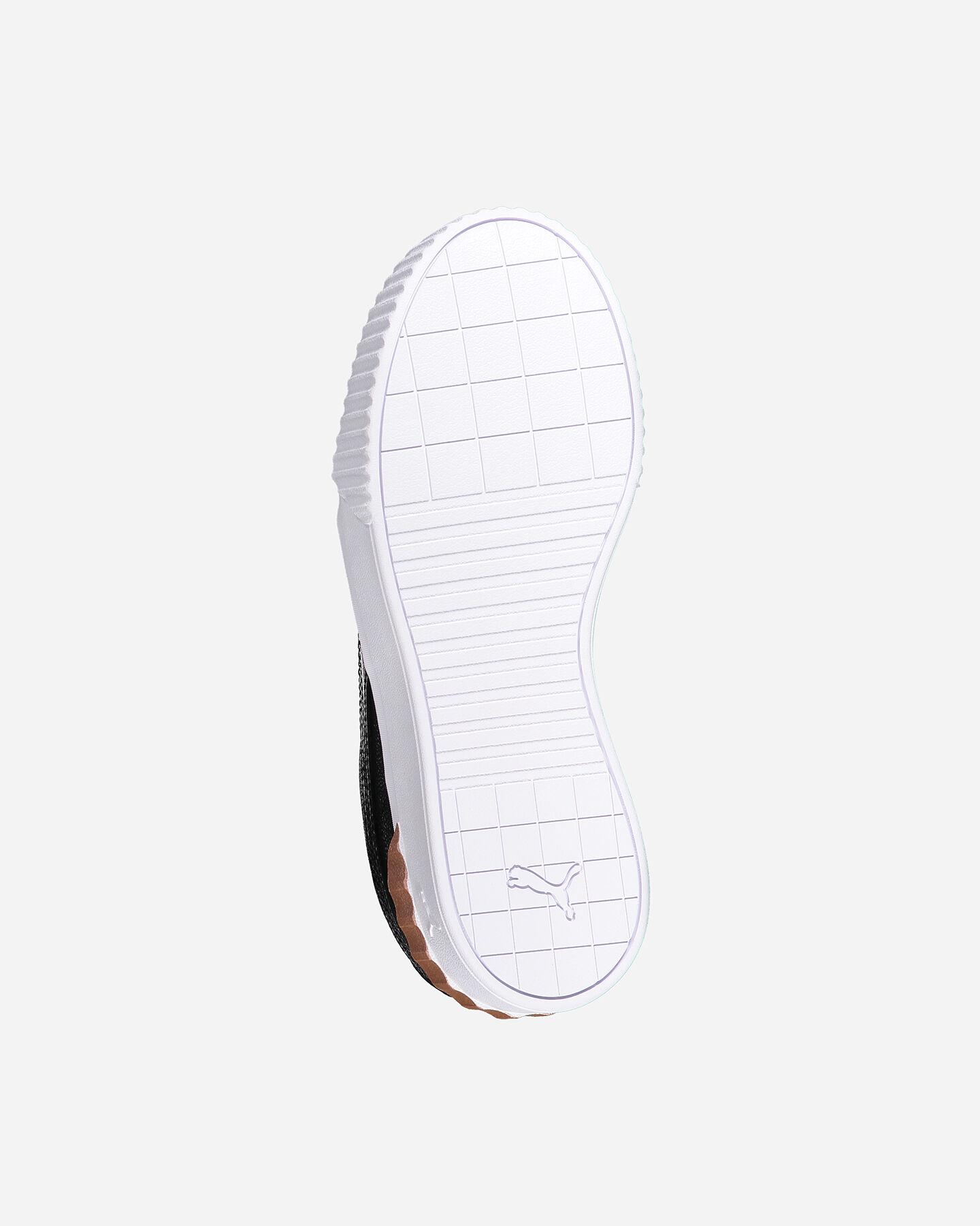 Scarpe sneakers PUMA CARINA LIFT POP METTALIC W S5339477 scatto 2