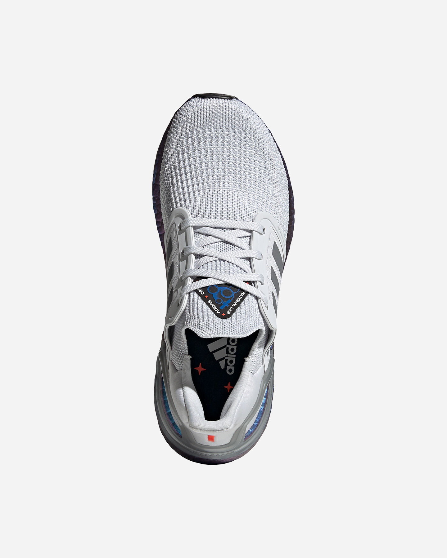 Scarpe sneakers ADIDAS ULTRABOOST 20 W S5152109 scatto 2