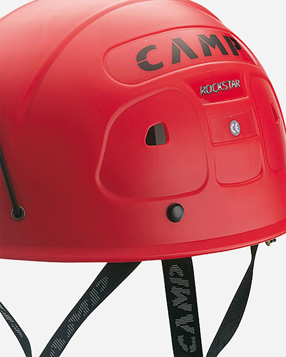 Casco alpinismo CAMP CASCO CAMP ROCK STAR 202.01 S0009957 scatto 1