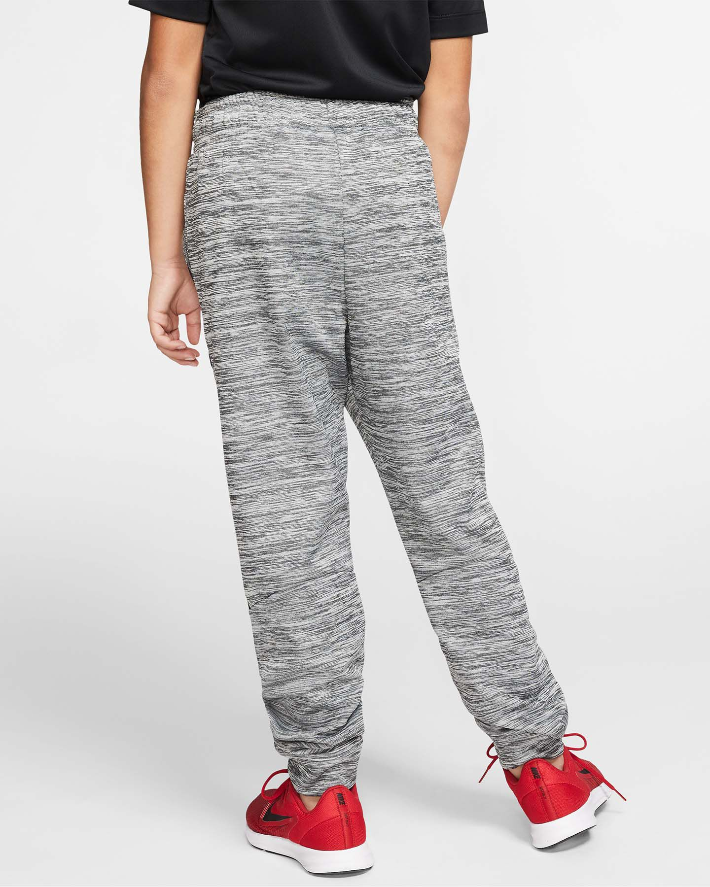 Pantalone NIKE THERMA SWOOSH JR S5164567 scatto 3