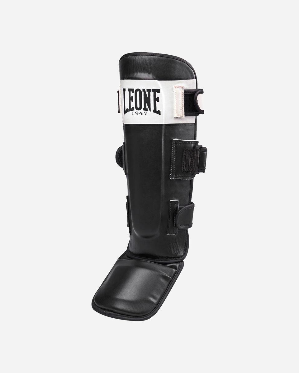 Accessorio boxe LEONE PARATIBIA SHOCK S1292745 scatto 2