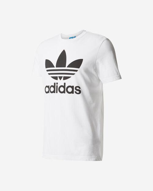 e36182cc4ae9 T-shirt Adidas Originals Trefoil M AJ8828 | Cisalfa Sport
