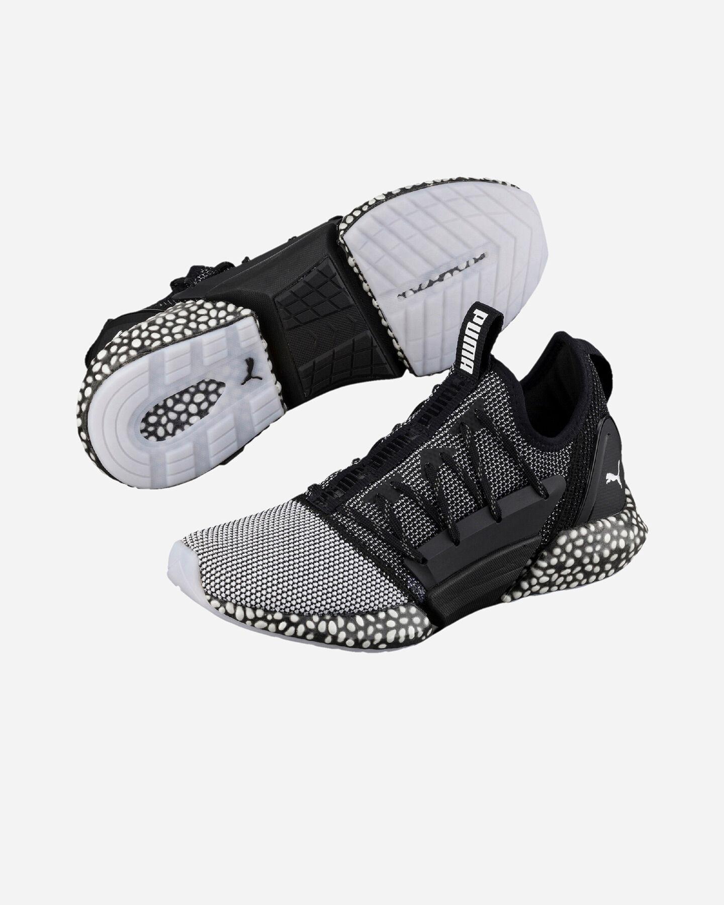 Sneakers 002 Scarpe Puma Cisalfa Hybrid Runner Su Rocket M 191592 6cqp1w0