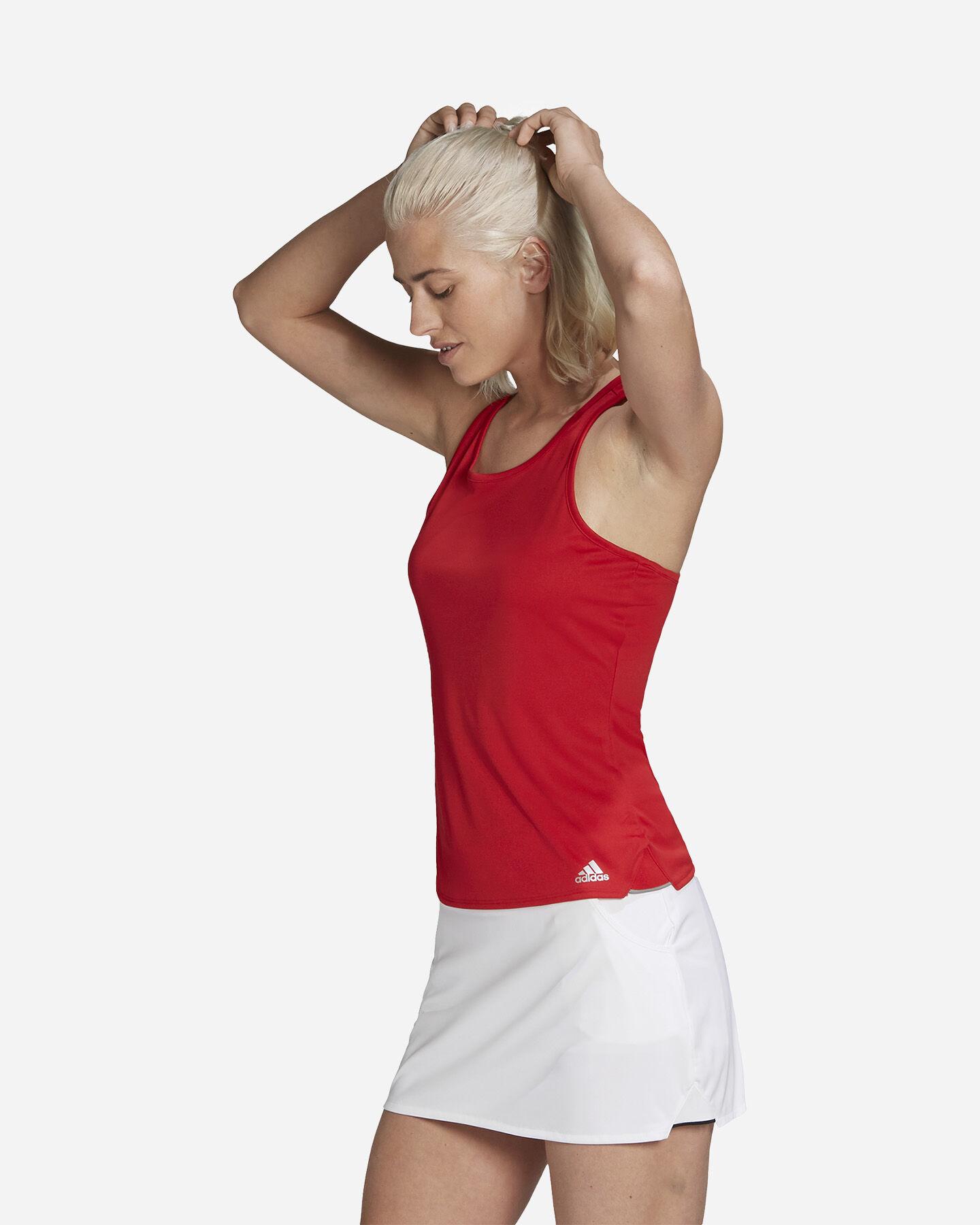 T-Shirt tennis ADIDAS CLUB W S5218473 scatto 3