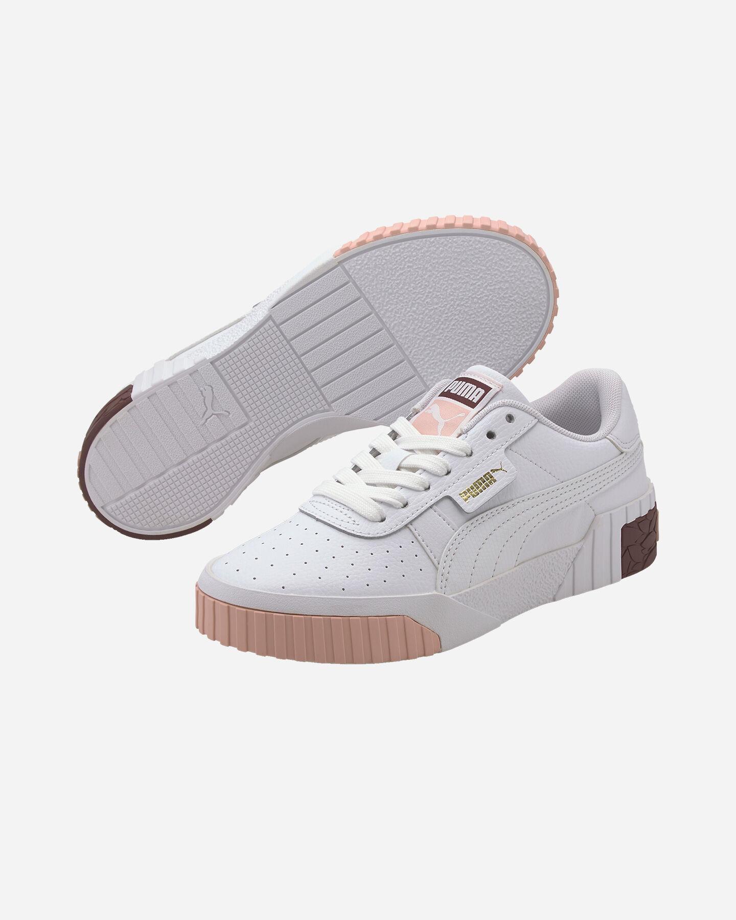 Scarpe sneakers PUMA CALI GS JR S5234399 scatto 1