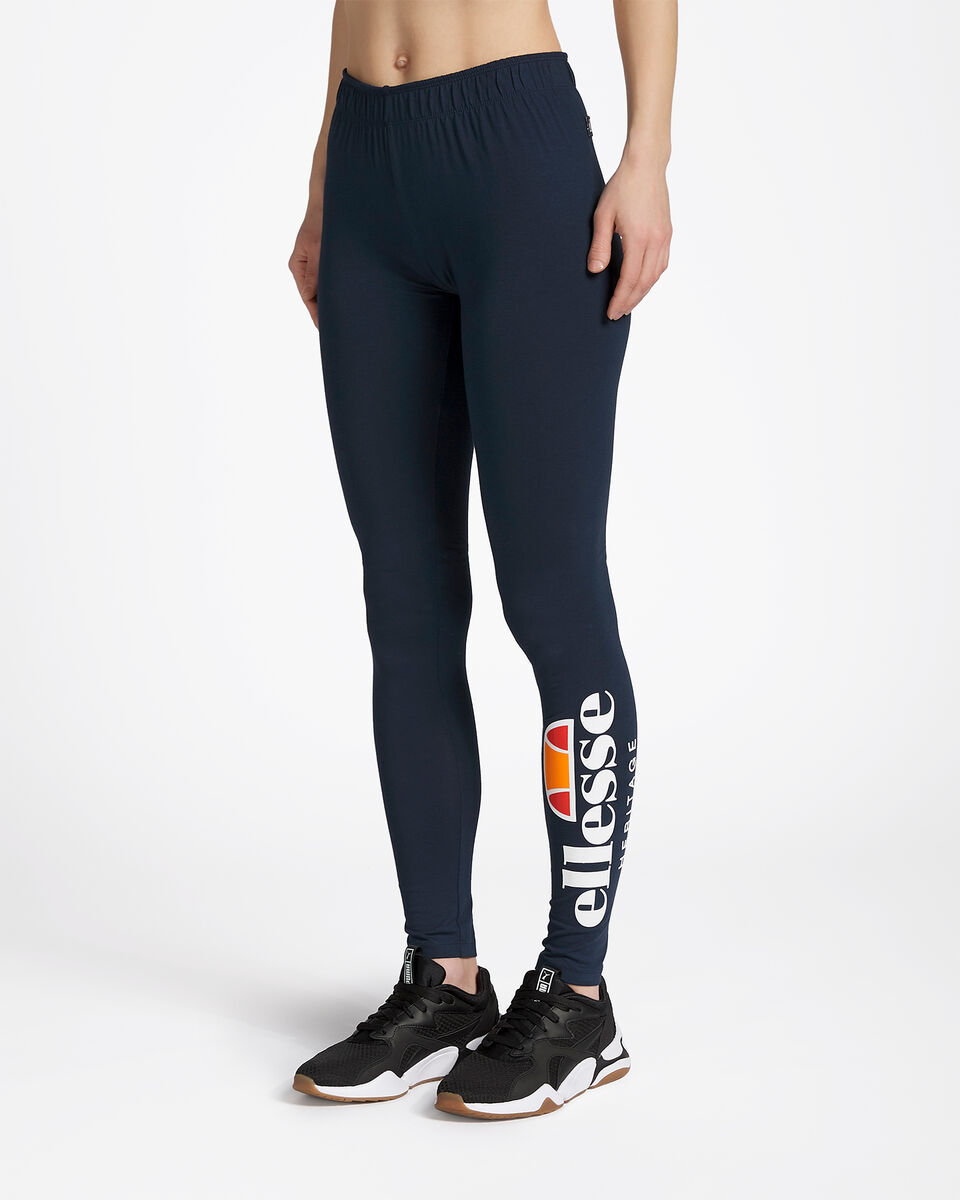 Jeans ELLESSE HERITAGE LOGO W S4058741 scatto 2