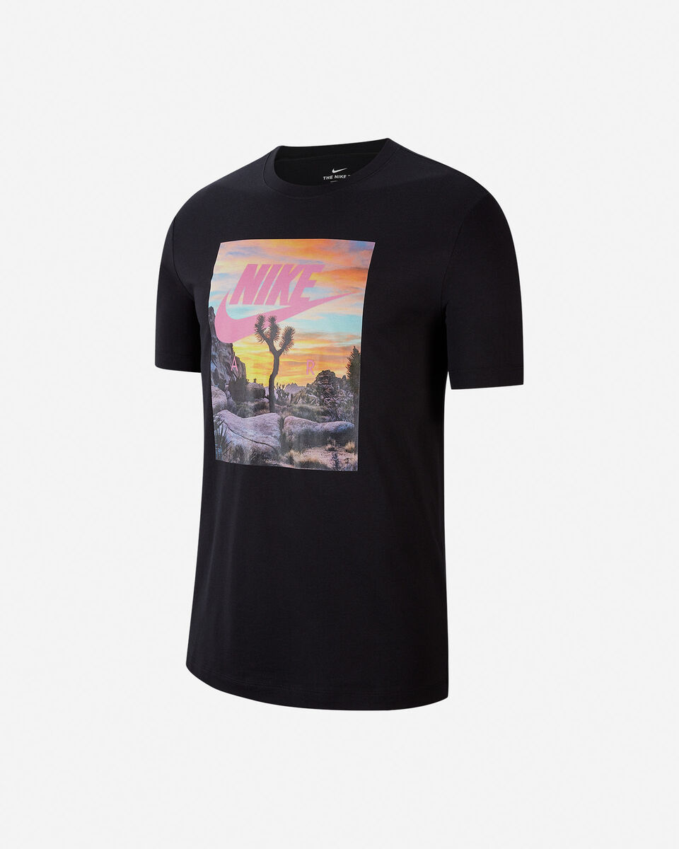 T-Shirt NIKE TEE FESTIVAL PHOTO M S5196433 scatto 0