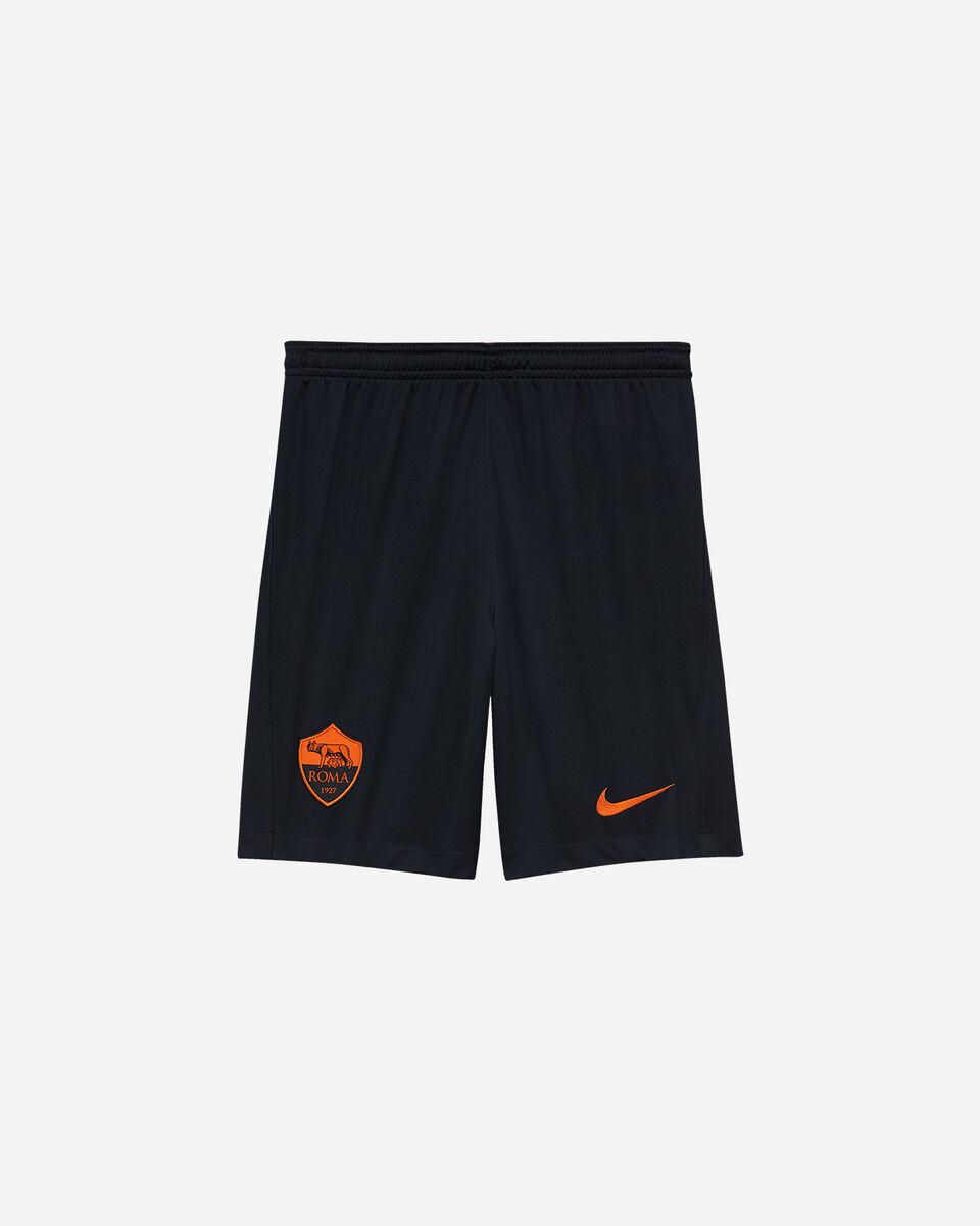 Pantaloncini calcio NIKE ROMA THIRD 20/21 JR S5225029 scatto 0