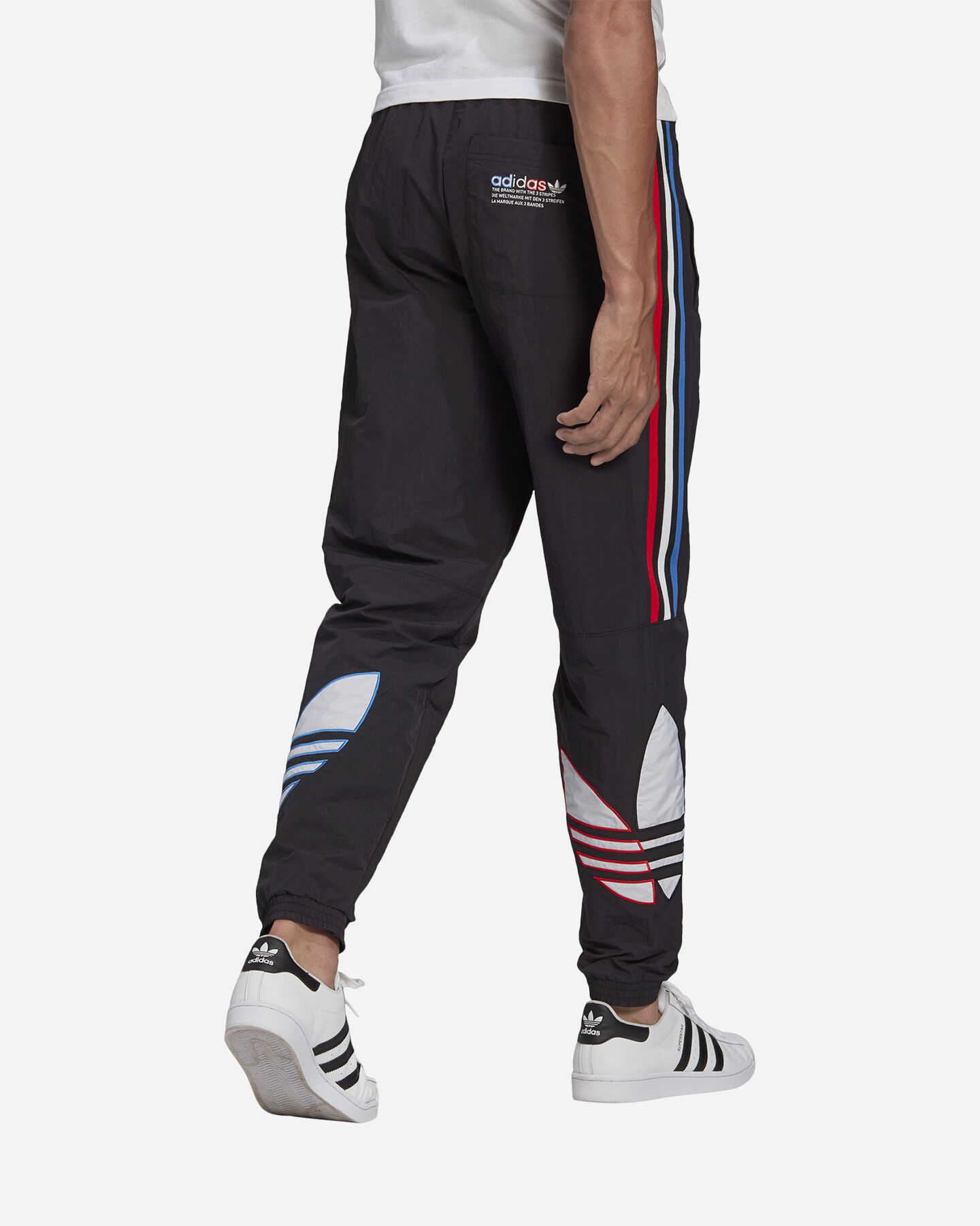Pantalone ADIDAS SPACE RACE M S5271413 scatto 2