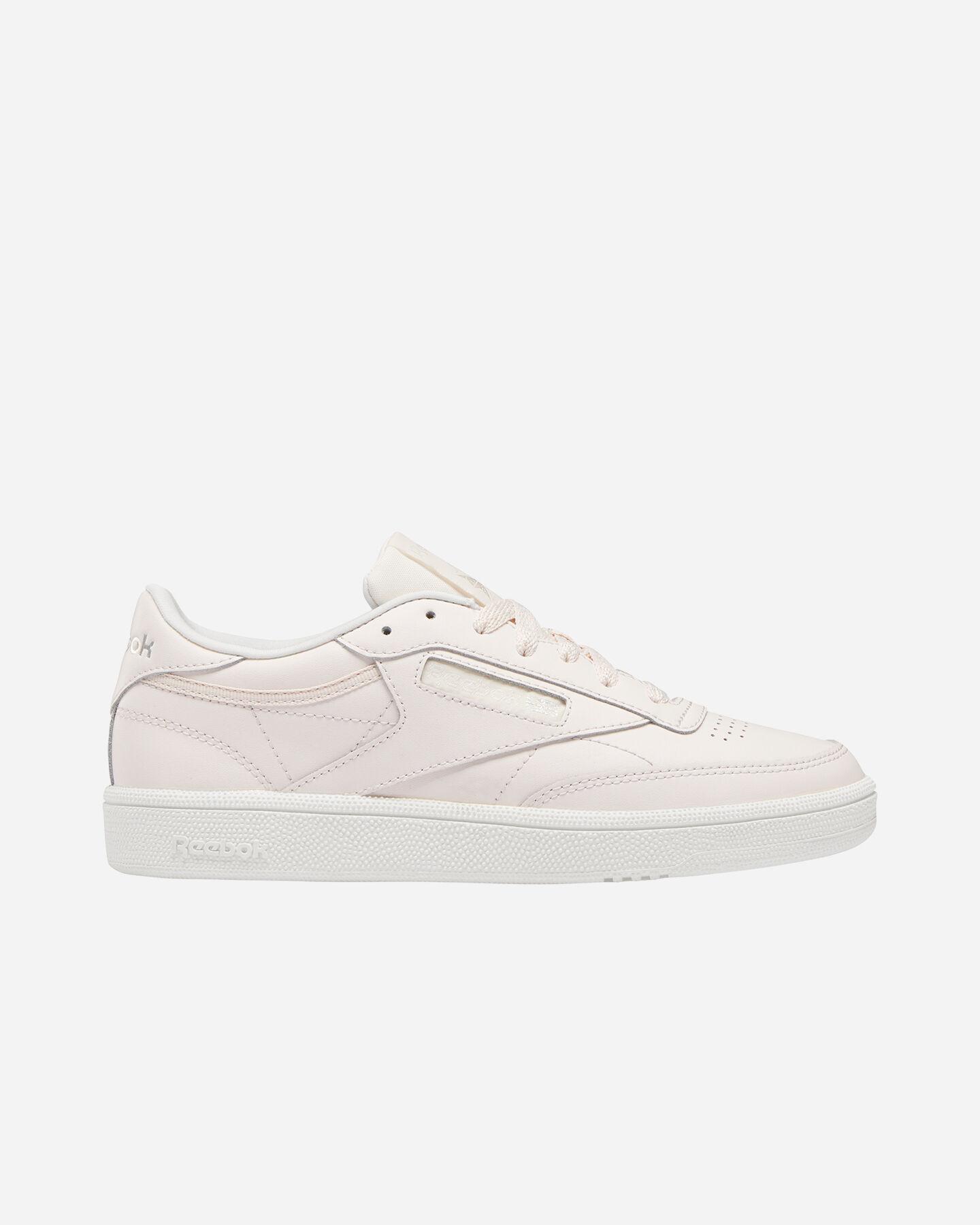 Scarpe sneakers REEBOK CLUB C 85 W S5080906 scatto 0