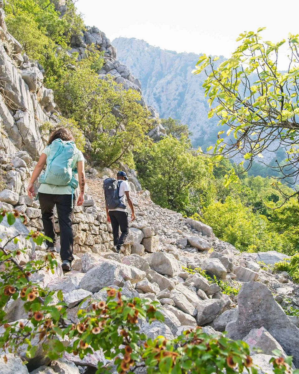 Scarpe trekking SALOMON OUTLINE GTX M S5181430 scatto 4