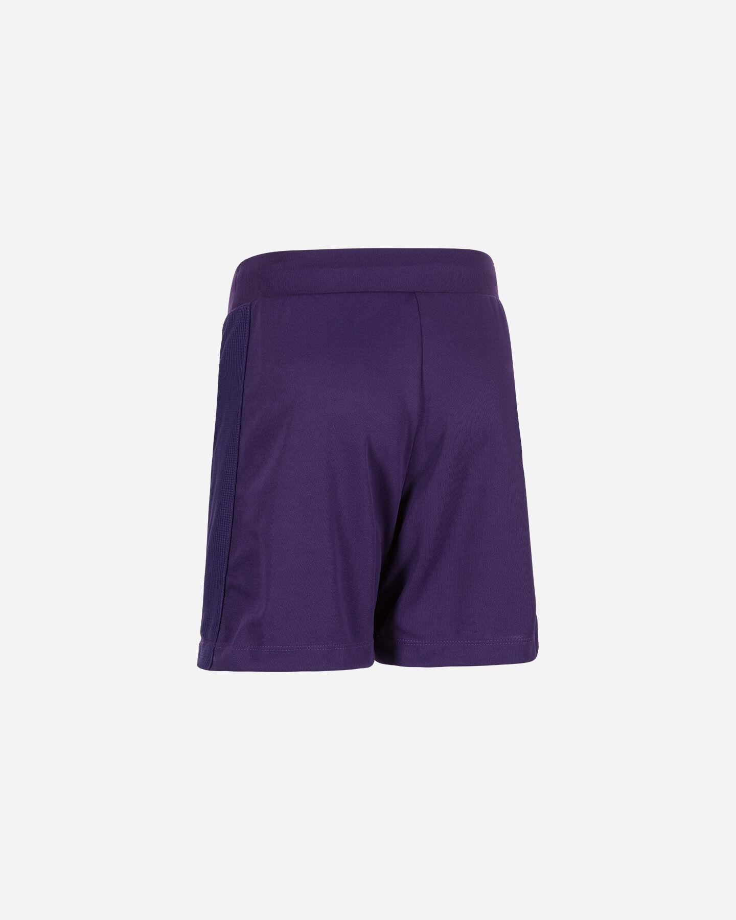 Pantaloncini calcio LE COQ SPORTIF FIORENTINA 19-20 JR S5185063 scatto 1