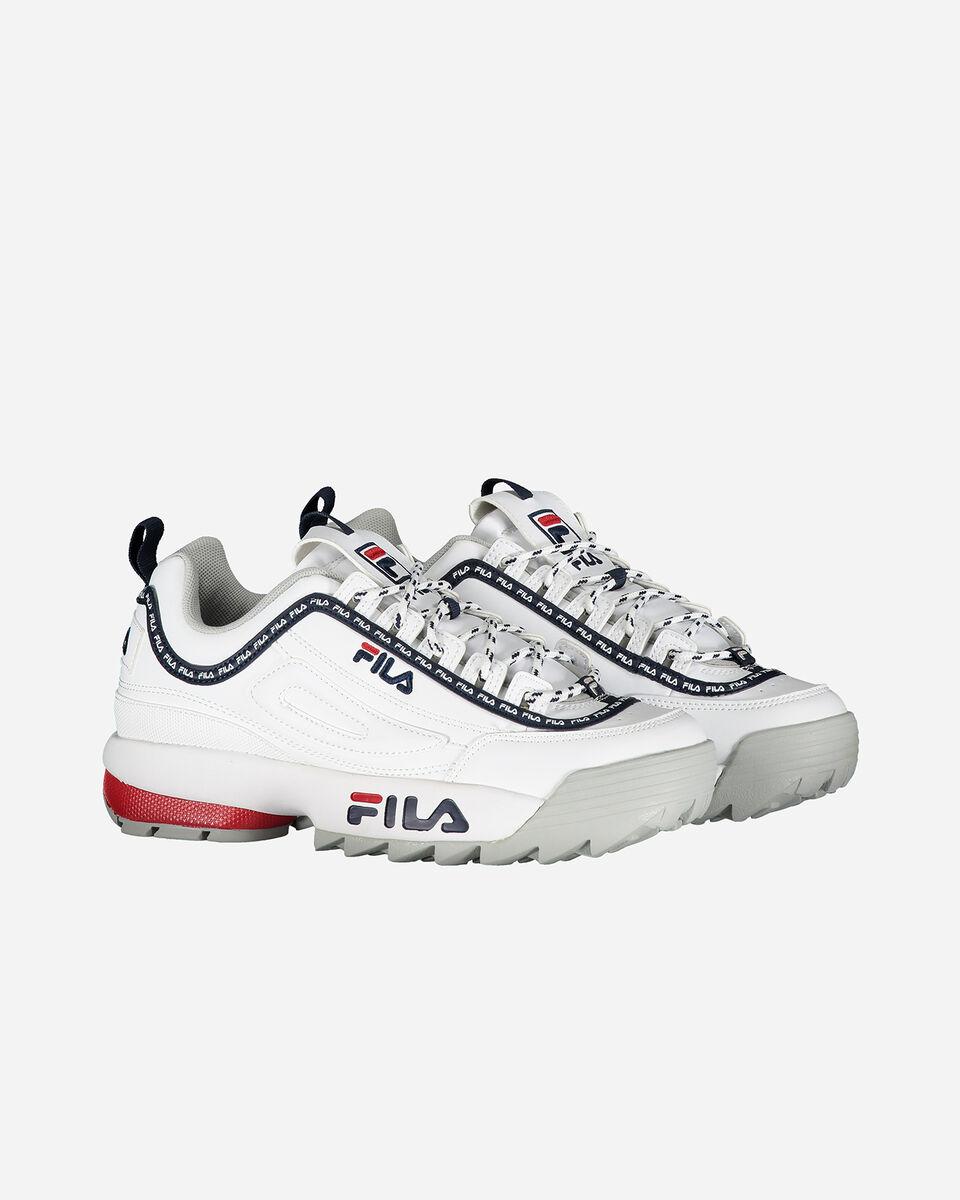 Vasca da bagno dati Oh  Scarpe Sneakers Fila Disruptor Low W 1010748-92N | Cisalfa Sport