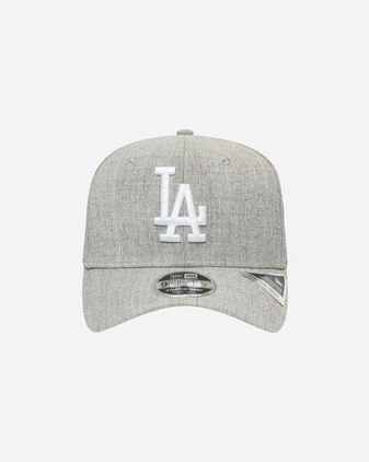 Cappellino NEW ERA LOS ANGELES DODGERS 9FIFTY HEATHER BASE