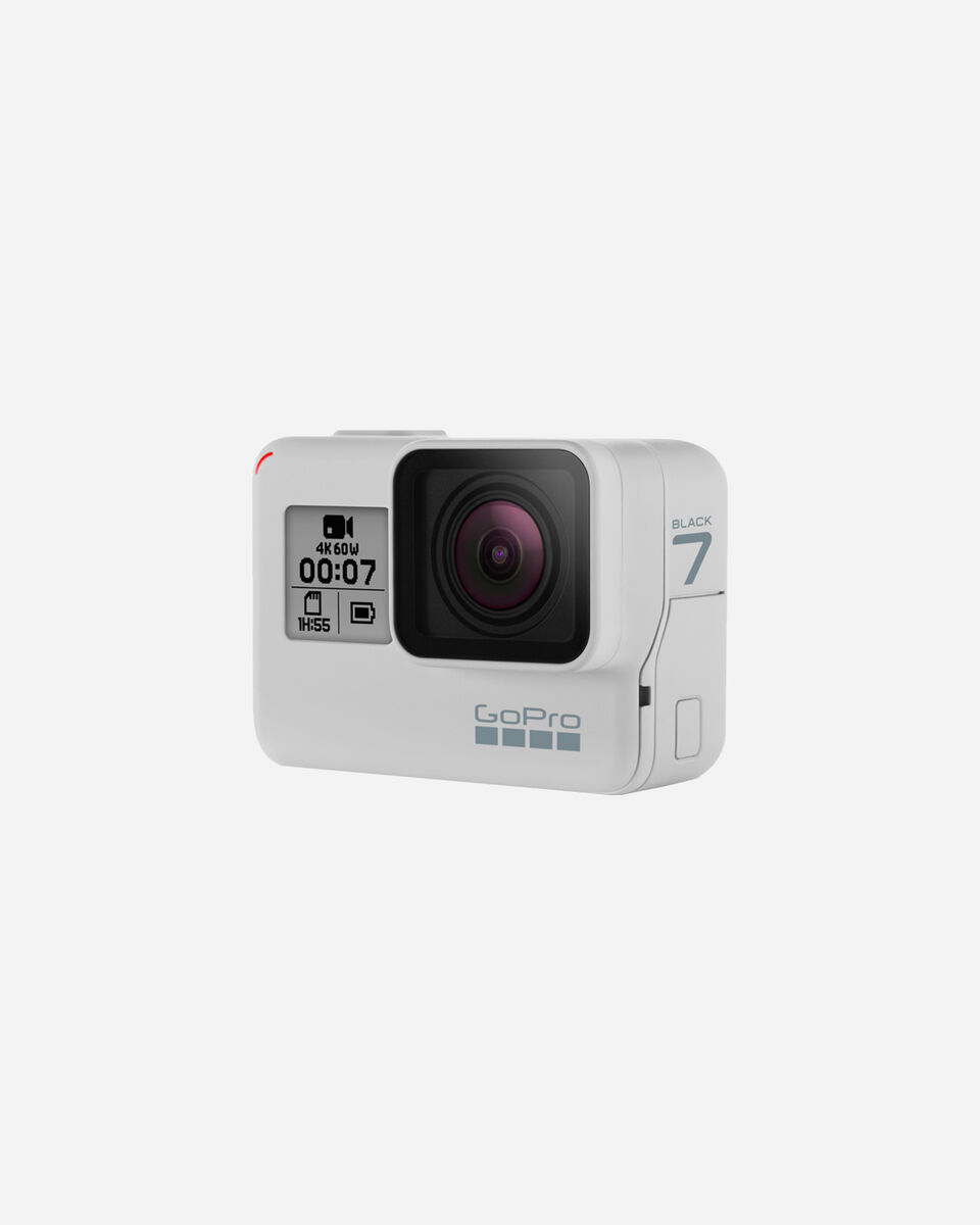 Videocamera GOPRO HERO7 BLACK LUNAR WHITE EDITION S4069615 1 UNI scatto 1