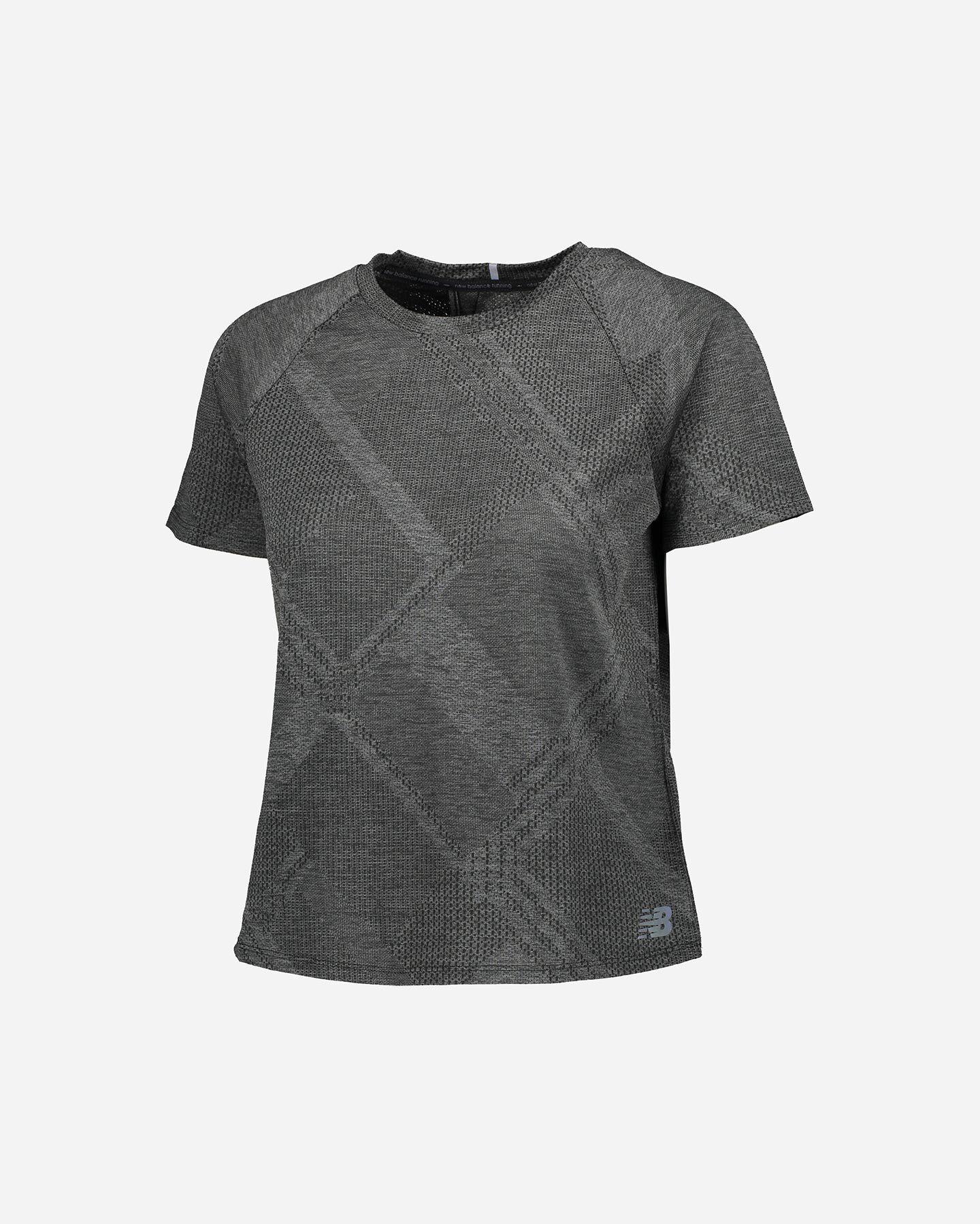T-Shirt running NEW BALANCE Q SPEED W S5237440 scatto 0