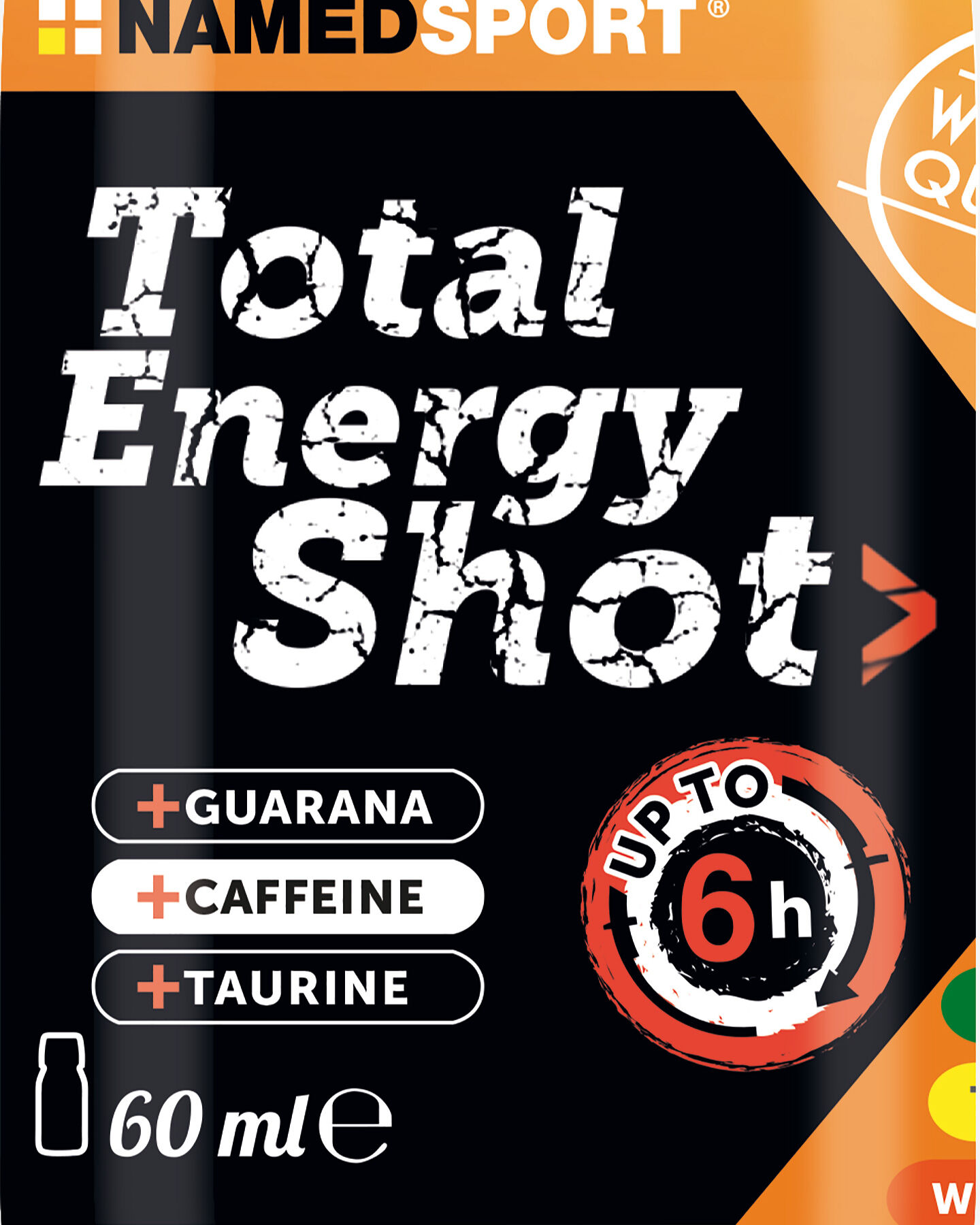 Energetico NAMED SPORT FLACONE 60ML ORANGE S1309068 1 UNI scatto 2