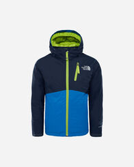 GIACCHE OUTDOOR bambino_unisex THE NORTH FACE SNOWQUEST PLUS JR