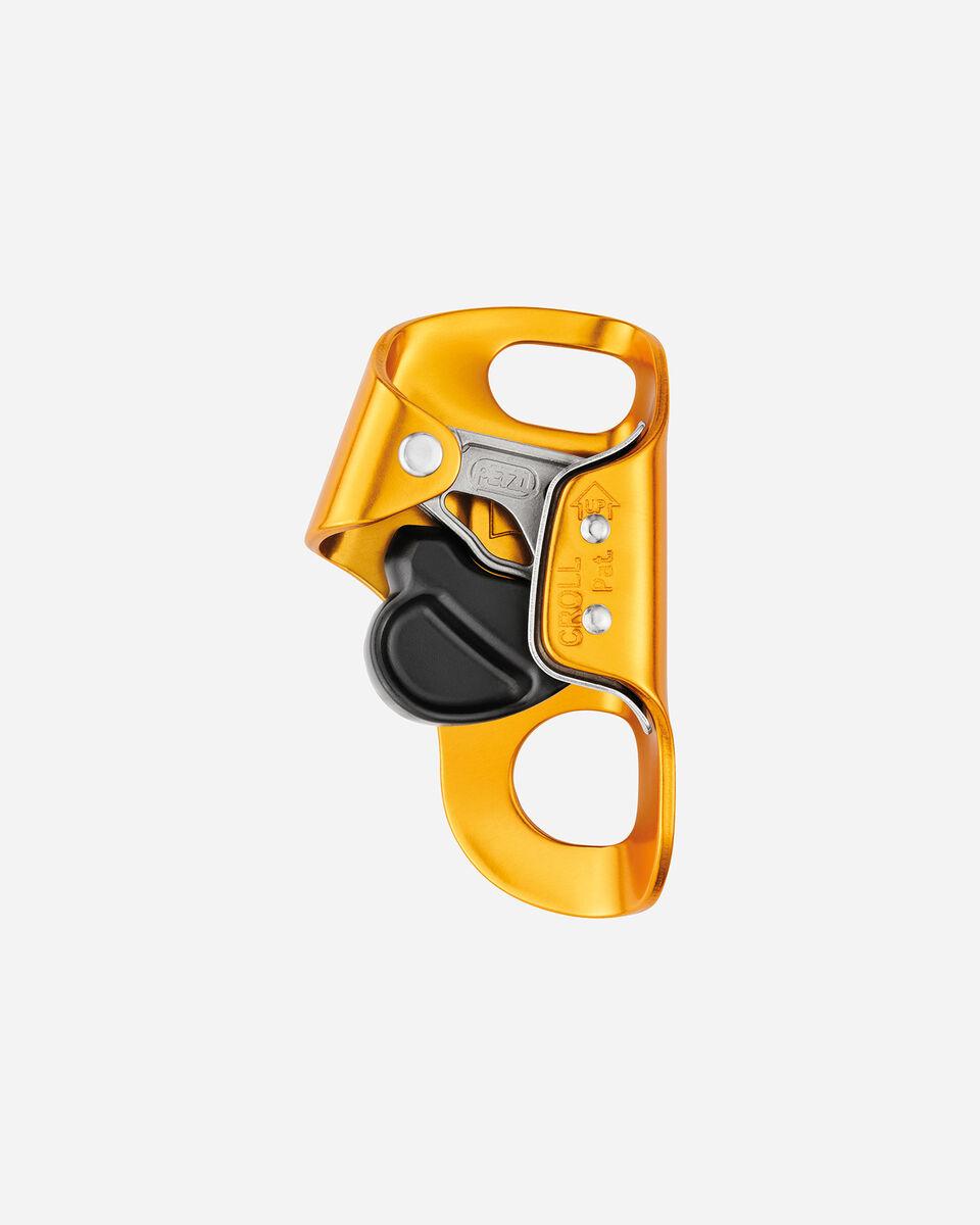 Accessorio arrampicata PETZL BLOCCANTE PETZL CROLL NEW B16BAA S1261447|9999|UNI scatto 0