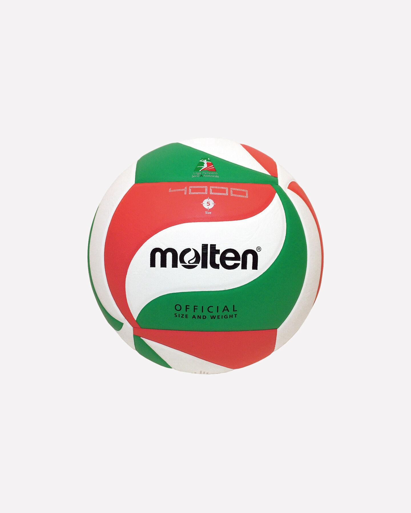 Pallone volley MOLTEN 4000 TRAINING MIS.5 S1168978 9999 5 scatto 0