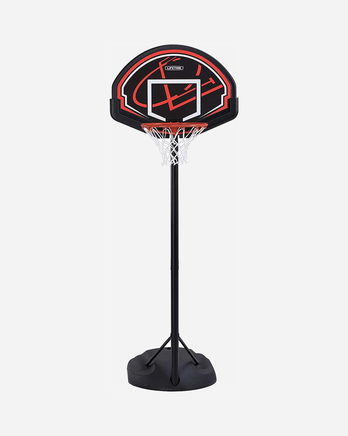 Attrezzatura basket LIFETIME IMPIANTO BASKET JR S2000549 896 - scatto 0