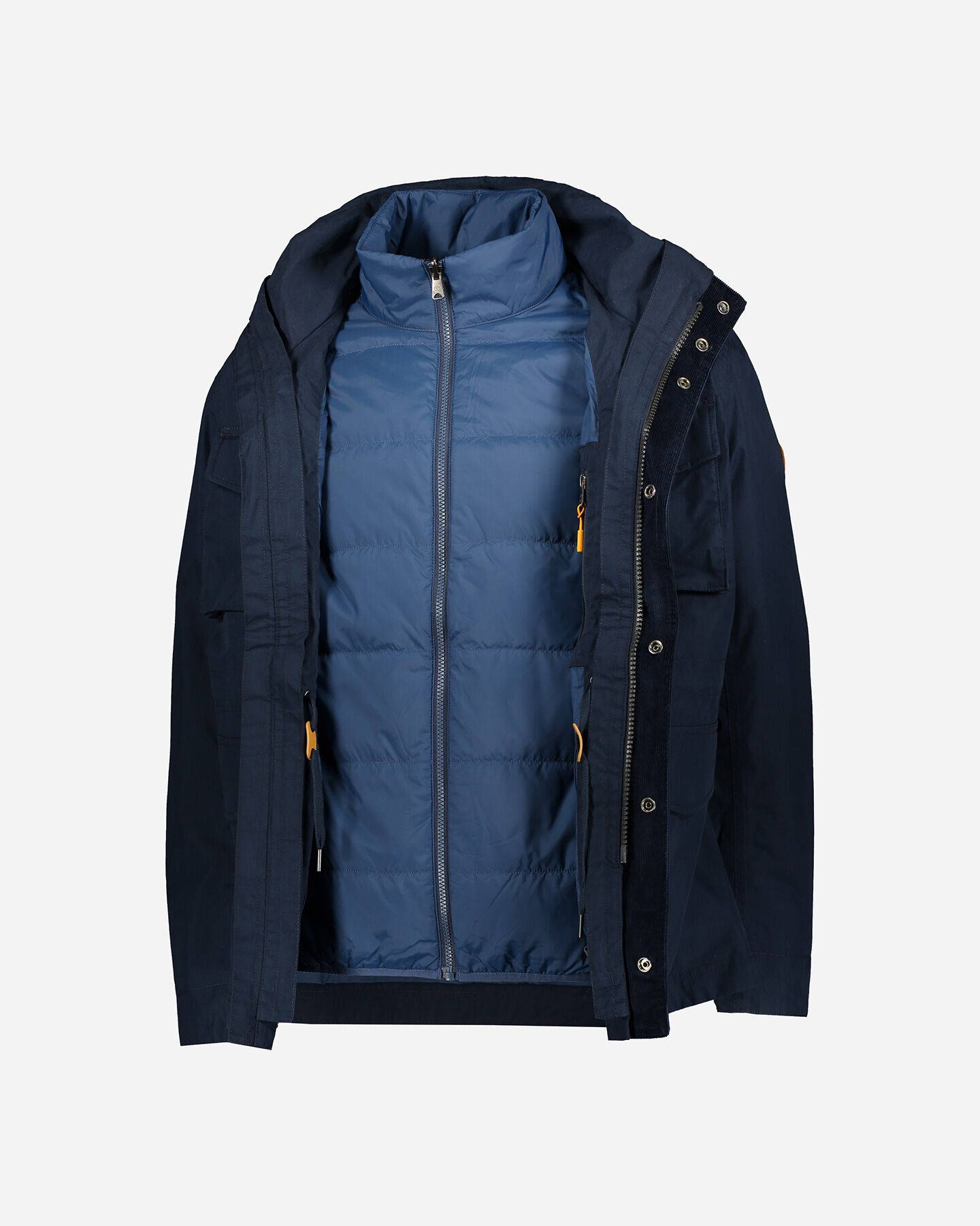 Giacca TIMBERLAND PEAK 3IN1  M S4083658 scatto 1