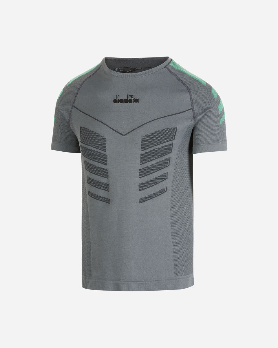 T-Shirt running DIADORA SKIN FRIENDLY M S5170853 scatto 0