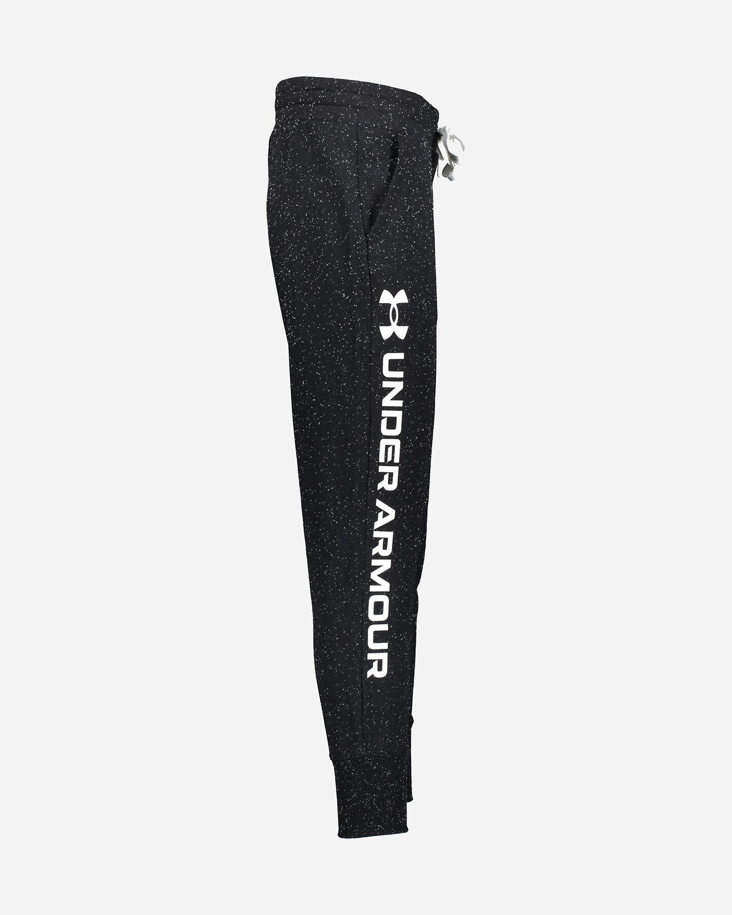 Pantalone UNDER ARMOUR RIVAL FLEECE METALLIC W S5229258 scatto 1