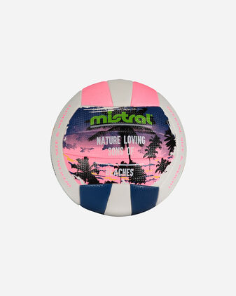 Pallone volley MISTRAL BEACH VOLLEY BEACHES MIS.4