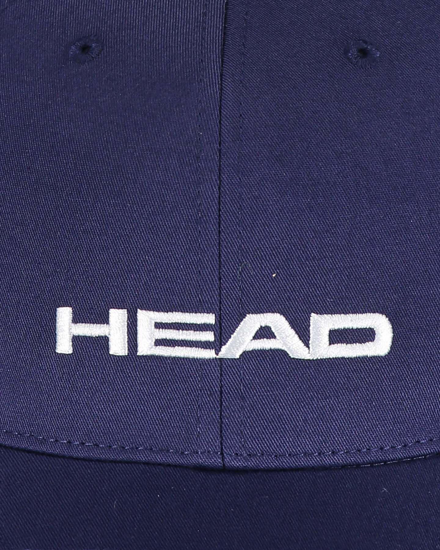 Cappellino HEAD PROMOTION S5221167|NV|UNI scatto 2