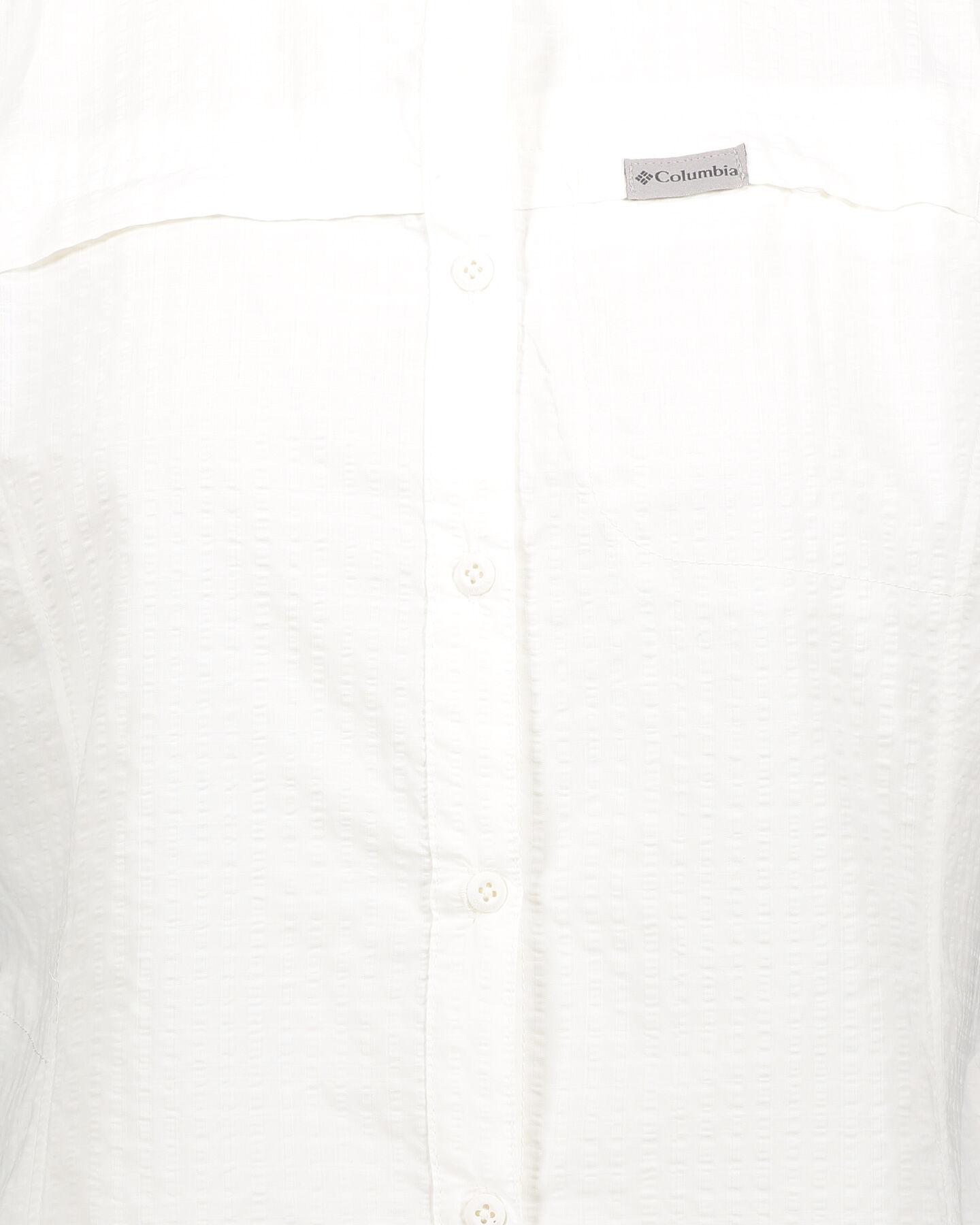 Camicia COLUMBIA SILVER RIDGE NOVELTY W S5291483 scatto 2