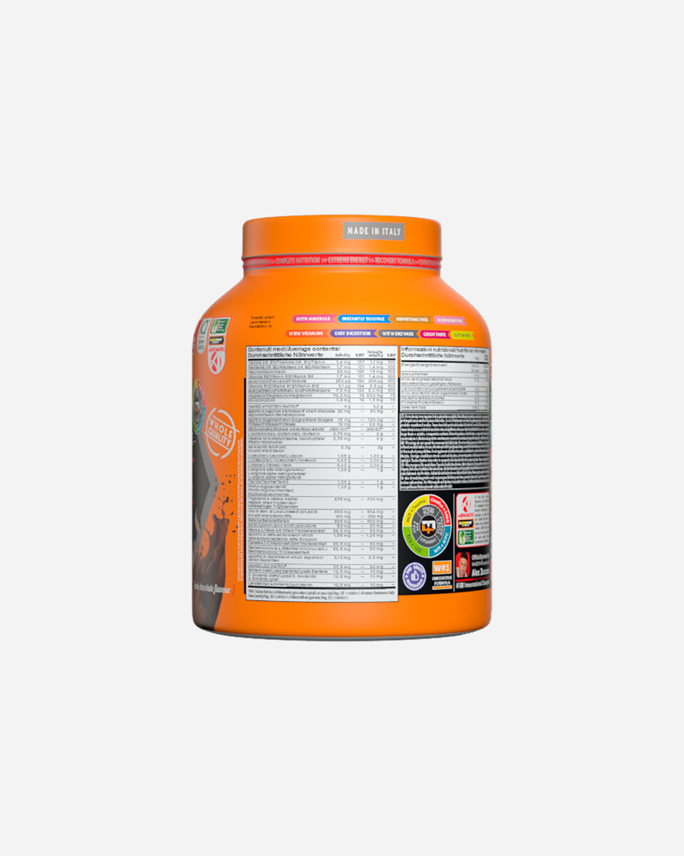 Energetico NAMED SPORT ANABOLIC MASS PRO 1600G S4033470 1 UNI scatto 3