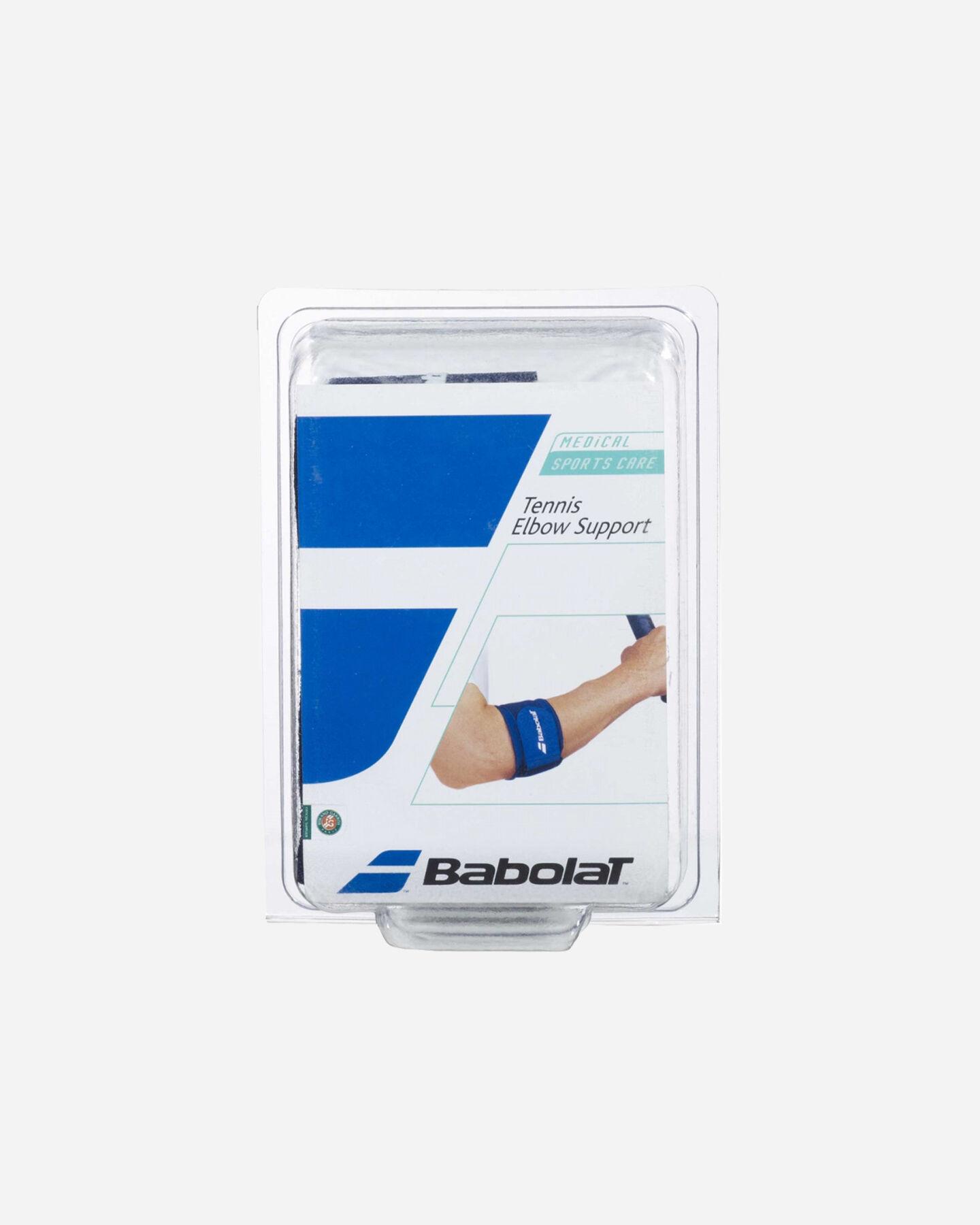 Accessorio tennis BABOLAT ELBOW SUPPORT S0192785 9999 UNI scatto 0