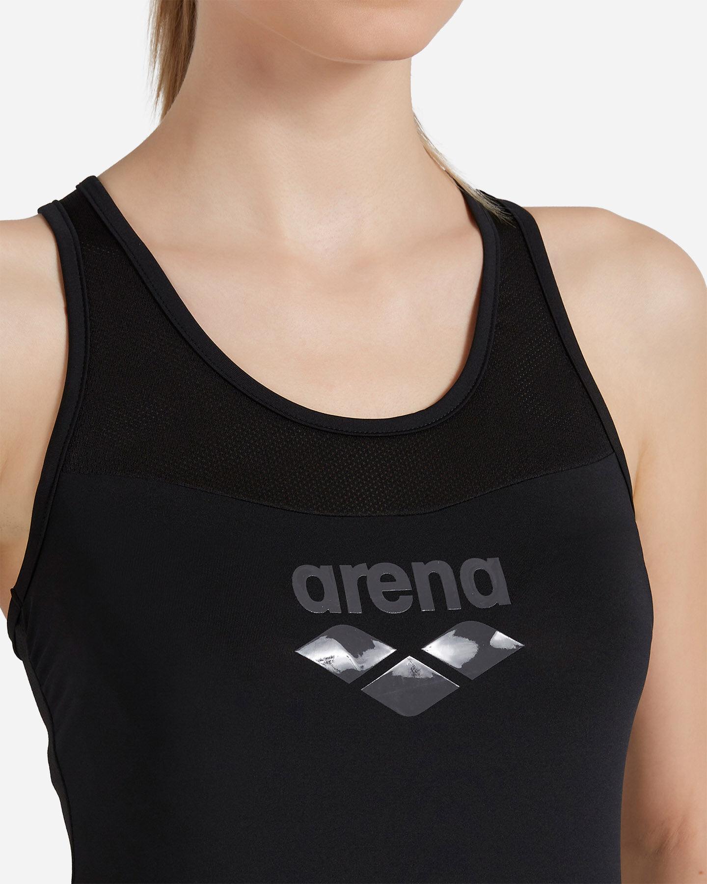 Canotta training ARENA RETRO MESH W S4087248 scatto 4