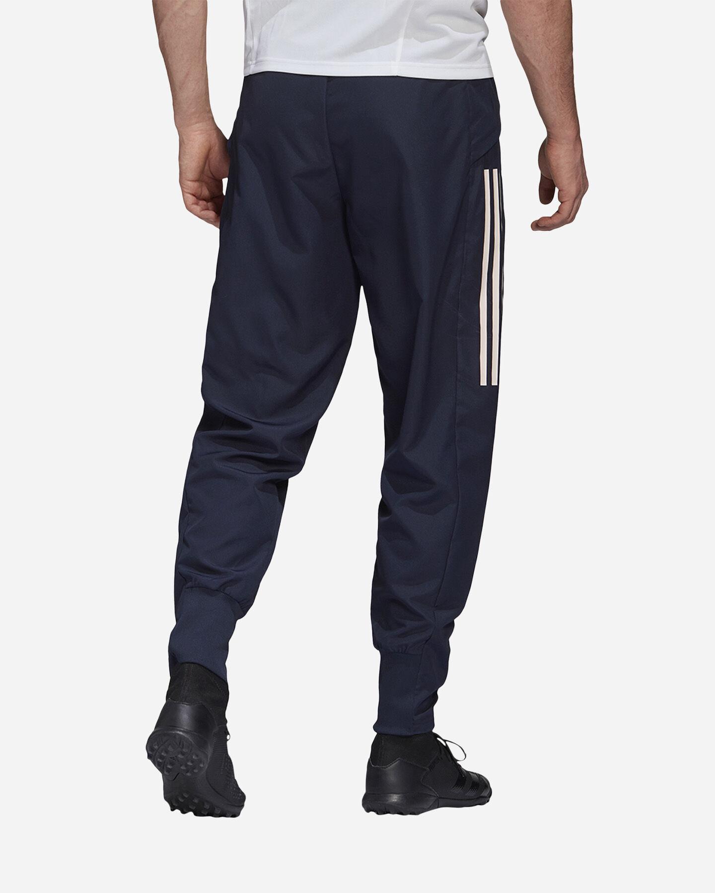 Abbigliamento calcio ADIDAS JUVENTUS PRESENTATION 20/21 M S5217513 scatto 4