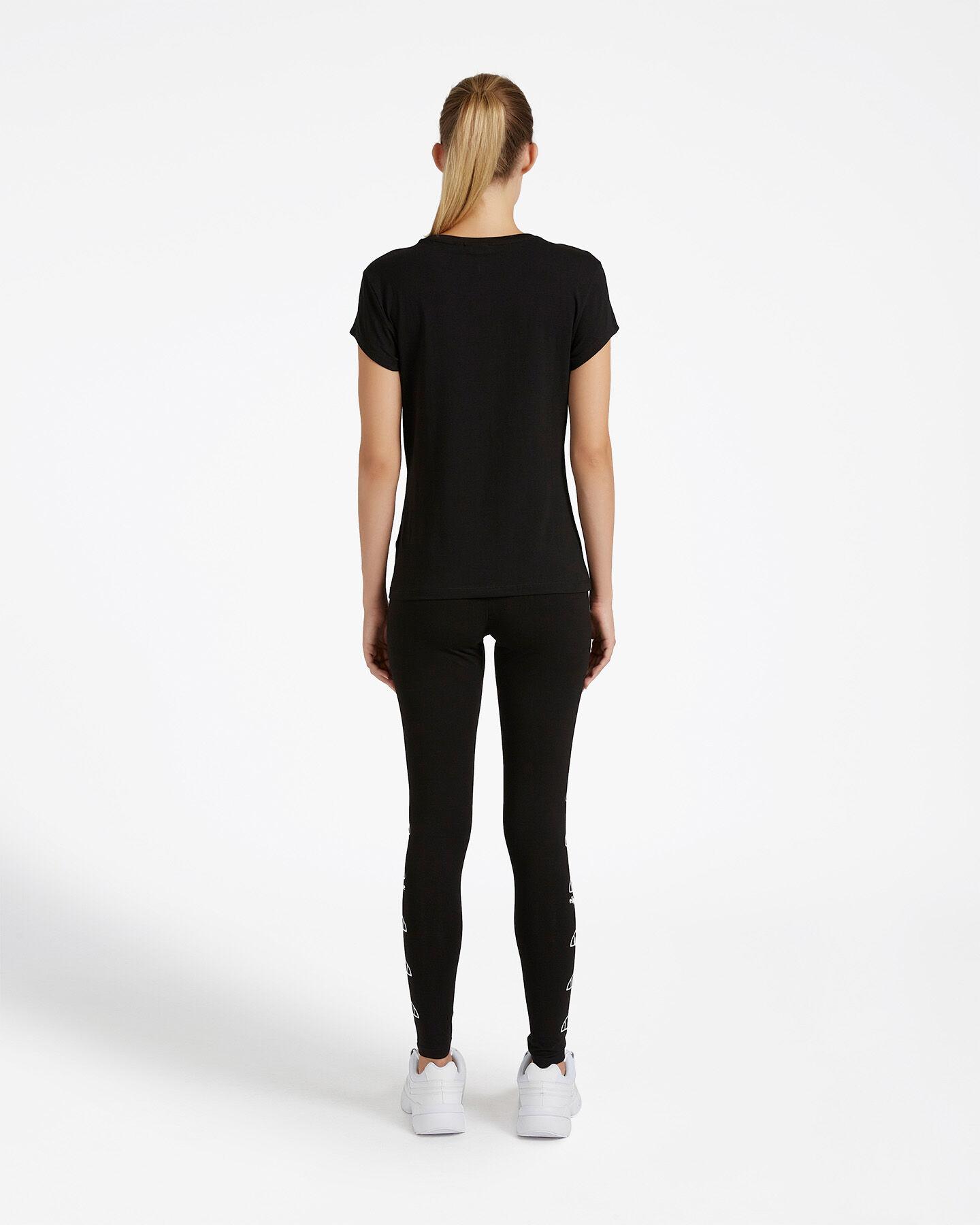 T-Shirt ELLESSE MC LOGO W S4081242 scatto 2