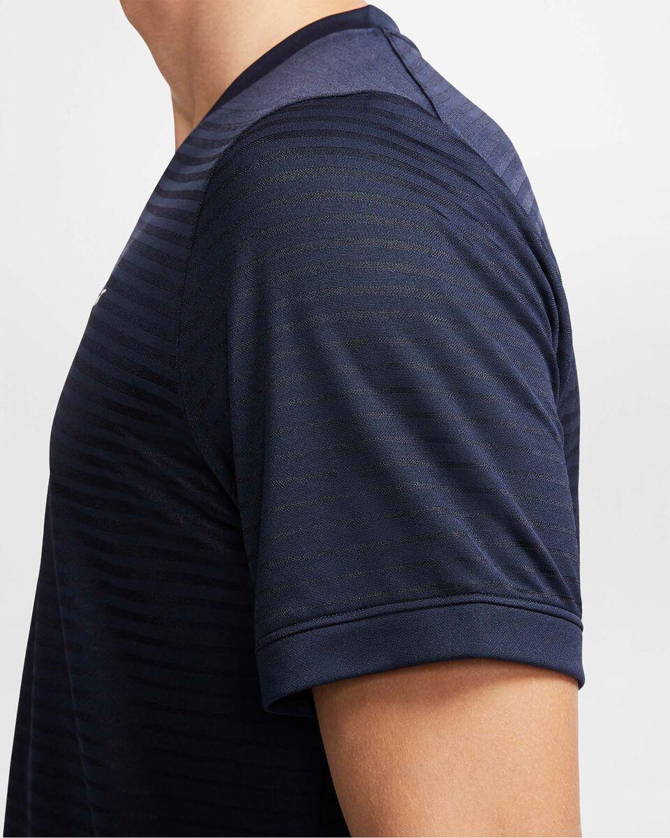 T-Shirt tennis NIKE RAFA CHALLENGER M S5195667 scatto 5