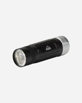 Lampada MCKINLEY ALU FLASHLIGHT LED