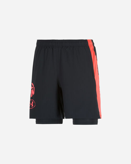 Short running UNDER ARMOUR LAUNCH SW 2IN1 GET OUT&RUN M