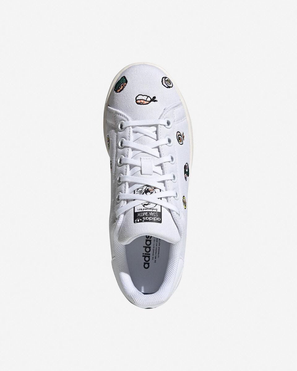 Scarpe sneakers ADIDAS STAN SMITH JR S5151501 scatto 2