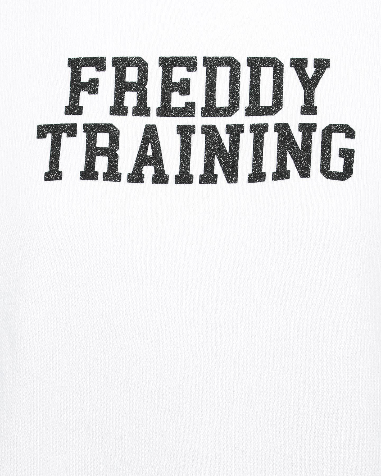 Felpa FREDDY ROUND W S5245262 scatto 2