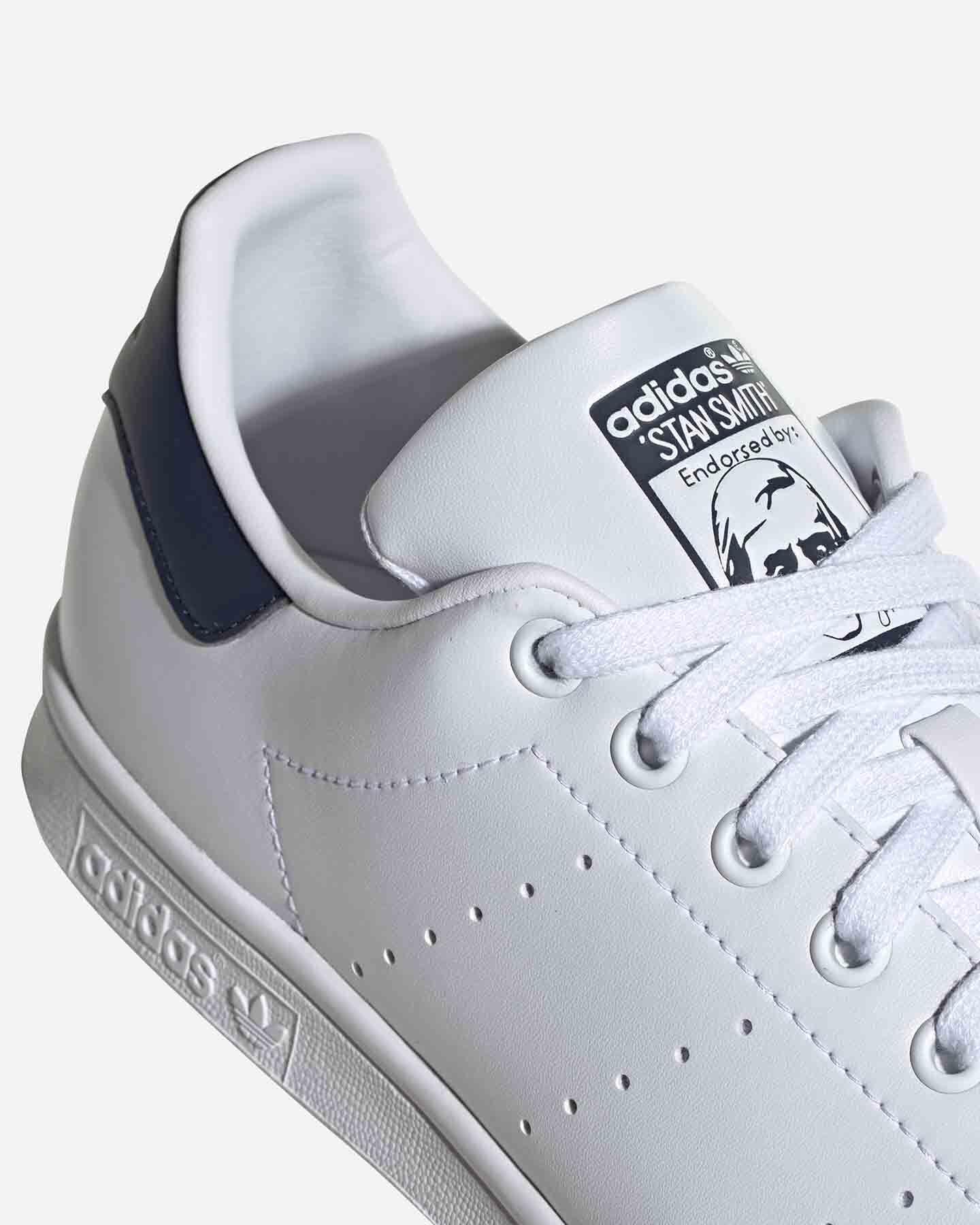 Scarpe sneakers ADIDAS STAN SMITH M S5285973 scatto 4