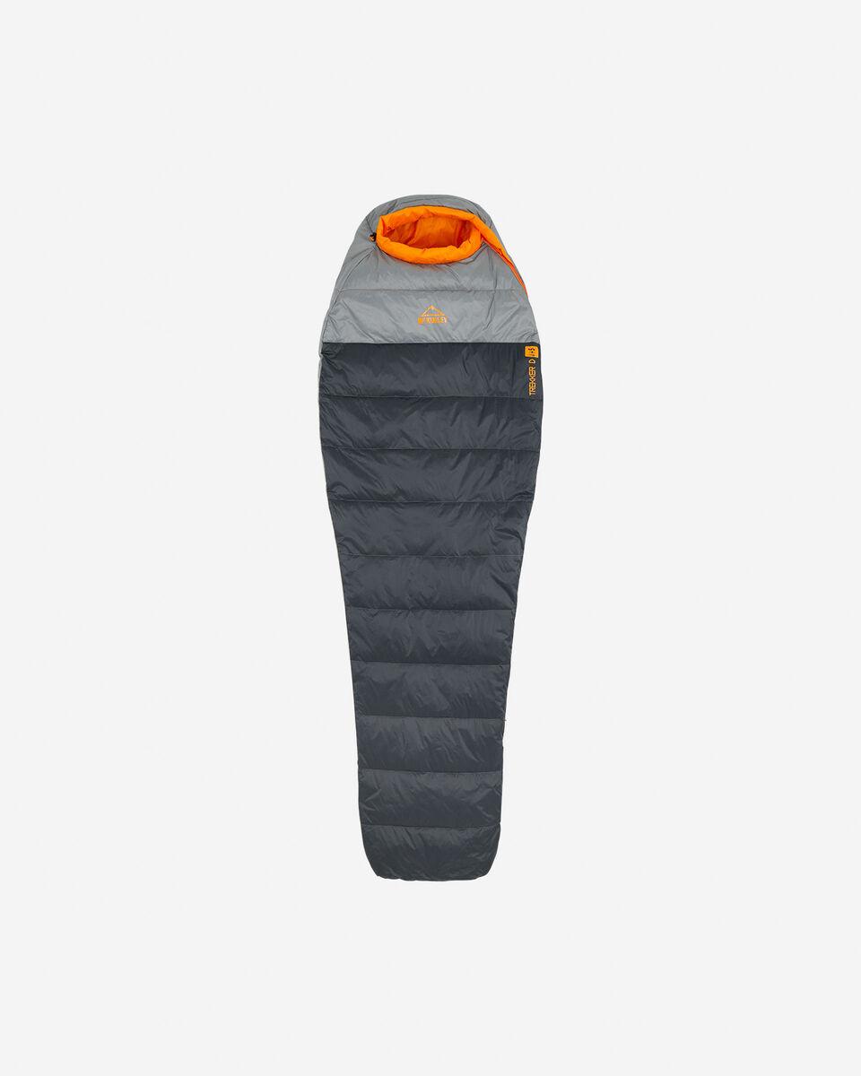 Sacco a pelo piuma MCKINLEY TREKKER DOWN 5 SX S5181331|900|195L scatto 1
