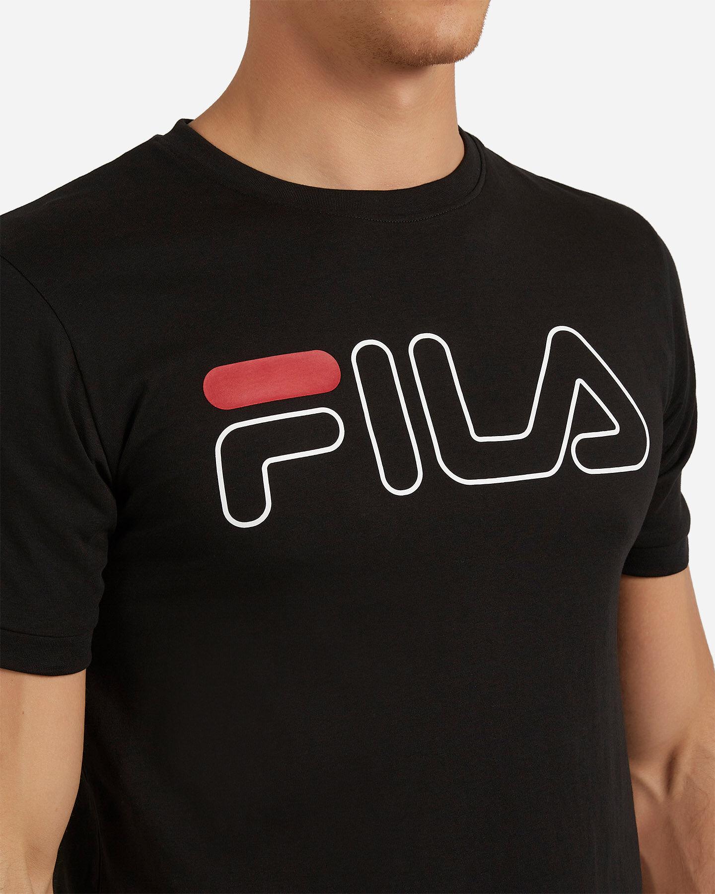 T-Shirt FILA BIG LOGO M S4067076 scatto 4