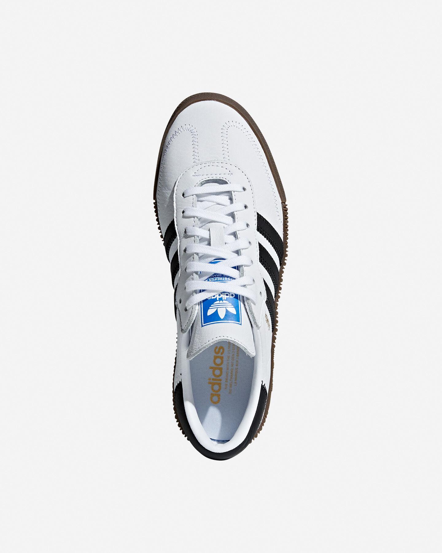 Scarpe sneakers ADIDAS SAMBAROSE W S2008375 scatto 2