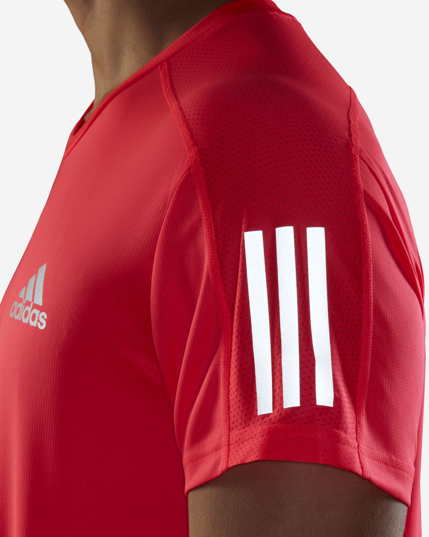 T-Shirt running ADIDAS OWN THE RUN M S5210034 scatto 5