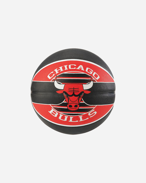 Pallone basket SPALDING NBA TEAM BALL CHICAGO BULLS MIS.7